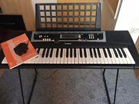 Yamaha Portatone Keyboard