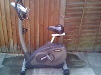 trimline exercise bike