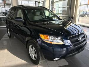 2009 Hyundai Santa Fe GLS AWD, HEATED LEATHER, SUNROOF