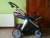 Great Stroller for your new'uns. Bargain price.