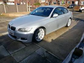 BMW 3 SERIES COUPE 59PLATE