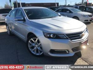 2017 Chevrolet Impala Premier 2LZ | ONE OWNER | LEATHER | ROOF