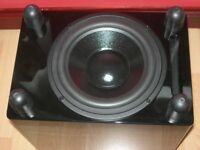 Gloss black Monitor Audio 360HD Subwoofer £115 ono