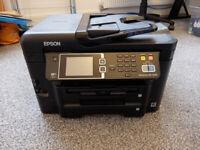 Epson Workforce WF-3640 Printer/Scanner/Fax/Wifi - Repair required