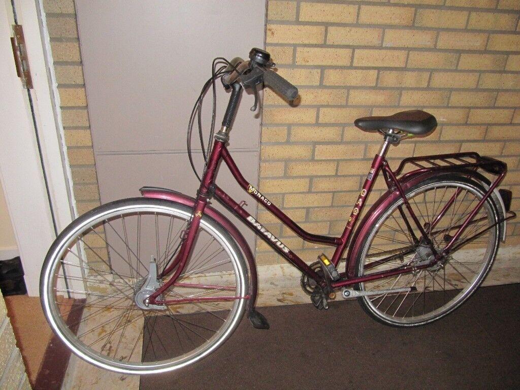 Ongebruikt bargain vintage batavus monaco dutch ladies city bike 28 MJ-47