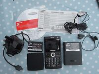 Samsung SHG-i600 mobile phone - full working order & great condition