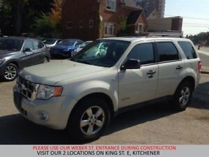 2008 Ford Escape XLT | 3.0L V6 | SUNROOF | NO ACCIDENTS