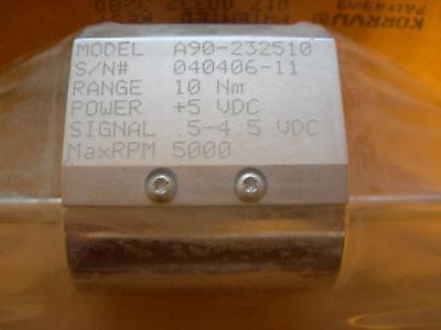Mdi Magna-lastic Torque Transducer A90-232510 B New