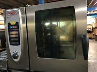 Rational Cobi Oven For Piri Piri Chicken, Self Cooking Center