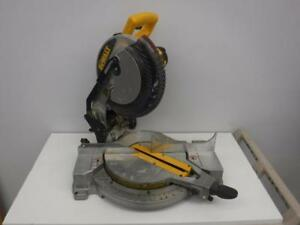 Dewalt Miter Saw DW713. We Buy and Sell Used Power Tools and Equipment. 14097