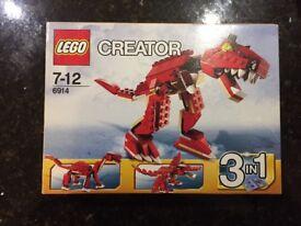 Lego Creator 6914 - used
