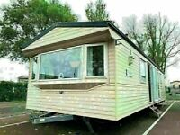 Cheap static caravan for sale , Sited in Essex, Beach Access, Double glazed and Heated