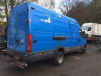 Iveco daily 60c17 van 2006 breaking spares