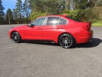 BMW F30 316d 320d With M Sport Performance Kit