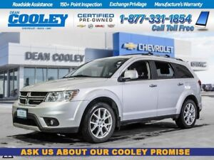2012 Dodge Journey R/T*LEATHER*AWD*REMOTE START