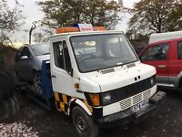 Mercedes sprinter 307d spare parts available 1988 year