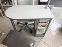 2* Manicure desks for sale