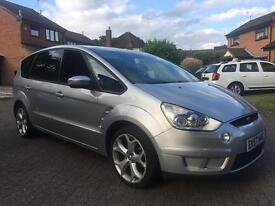Ford s max titanium with panoramic roof