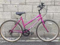 Apollo Aquila ladies mountain bike