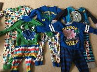 Boys 2-3 year old pyjamas