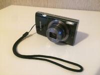 Canon IXUS 160 20 Mpix digital camera - small and portable