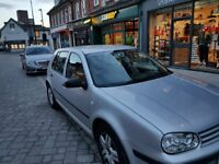 VW GOLF 1.6 FSI 2004 VERY LOW MILEAGE