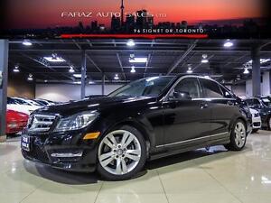 2012 Mercedes-Benz C300 4MATIC|LED & XENON|BLUETOOTH AUDIO