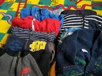 3-4 boys jacket bundle