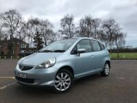 Honda Jazz SE CVT 1.4 AUTO 2005,Low Miles 81k,5 door,HPI Clear,1 Owners,Full Service History £1995