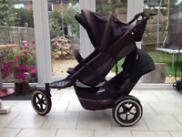 Phill Teds double buggy