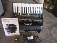 Roland V FR-3X Digital Accordion