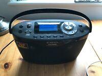 Roberts DAB Internet Radio Stream 205