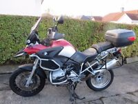 BMW R1200GS best offer loads of extra's