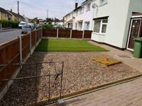 NG fencing and landscapes