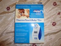 Chicco Thermo Touch Baby Thermometer Blue/ White