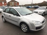 Ford Focus 1.6 LX 5dr AUTOMATIC 2005 (05 reg), Hatchback £1399
