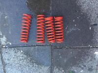 Honda Civic lowering springs
