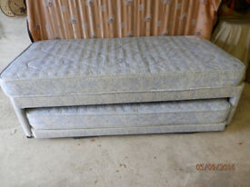 Guest Pull Out Bed (Used) - Made by Layezee