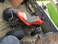 Apache 250cc quad