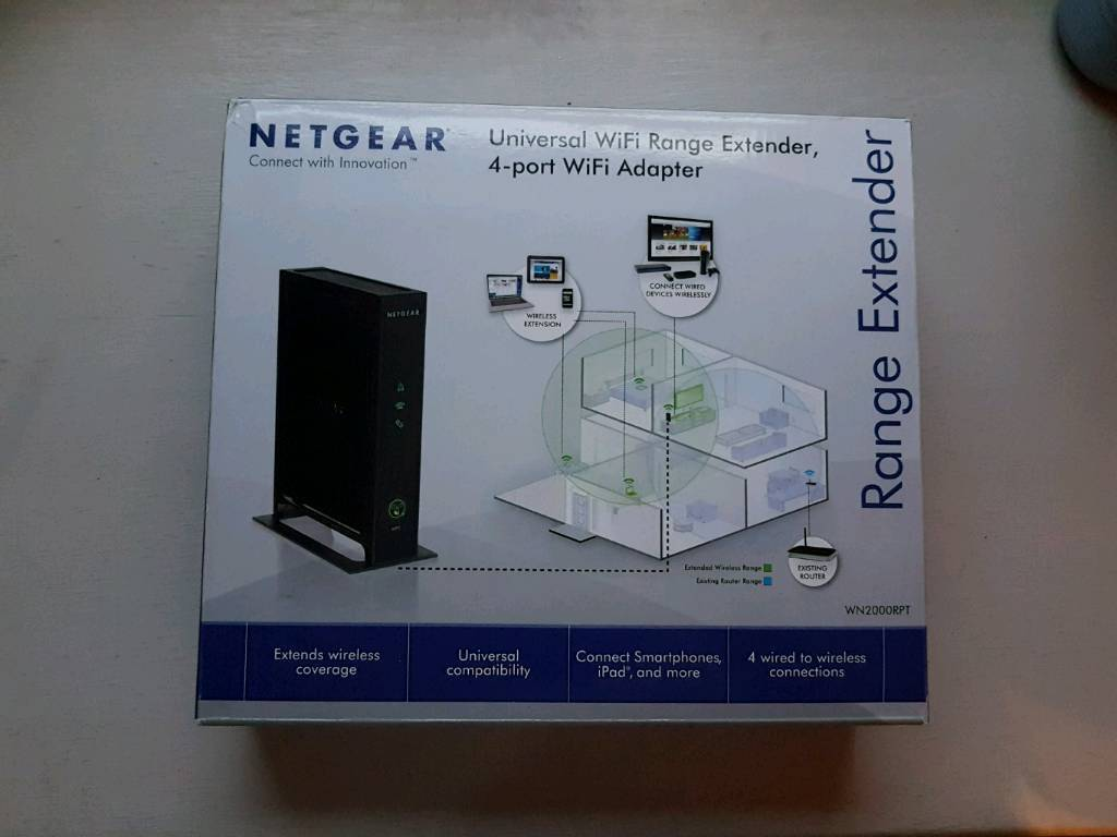 Netgear Wifi Range Extender | in Kendal, Cumbria | Gumtree