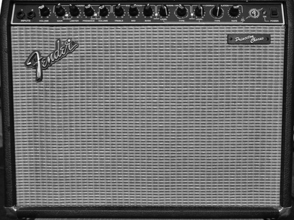 Fender Princeton Chorus DSP 2 x 10