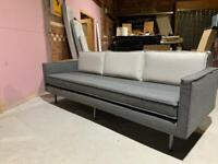 John Lewis sofa west elm RRP£1850 4 seater