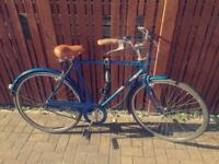 Limited Edition Vintage Raleigh (Restored, see description)