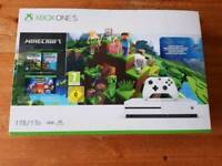 Xbox One S - 1TB *NEW AND SEALED*