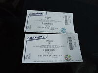 2 UB40 tickets for sale at O2 academy Newcastle on 1st October 2016