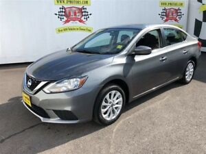 2016 Nissan Sentra SV, Auto, Heated Seats, Back Up Camera, 49, 0