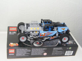 Lego Technic 42002 Hot Rod