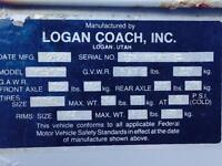 1992 Logan Coach Horse Trailer