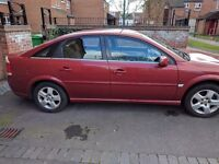 Clean Vauxhall Vectra