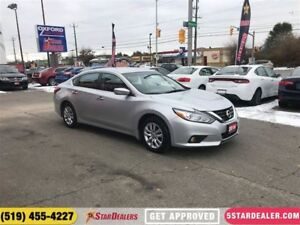 2016 Nissan Altima 2.5 S | ONE OWNER | CAM